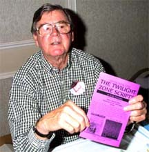 Earl Hamner Jr. in 2002.