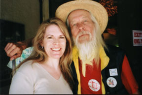 George Clayton Johnson in 2002.